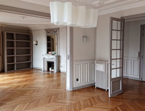 Japanese company finds a prestigious home in Paris